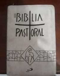 Título do anúncio: Bíblia Pastoral, Editora Paulus