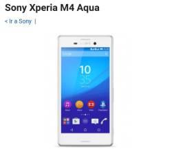 Sony Xperie M4 Aqua Zero Nunca Usado