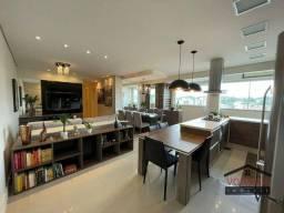 Título do anúncio: Apartamento com 3 dormitórios para alugar, 103 m² por R$ 3.450,00/mês - Anita Garibaldi -