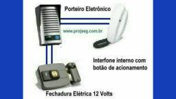 Título do anúncio: Fechaduras Elétricas/Interfonia