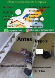 Título do anúncio: Faxineira/ Diarista Limpeza Residencial e Comercial