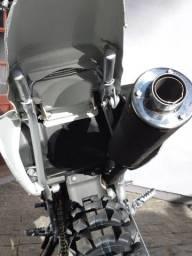 Título do anúncio: Vende- se Moto crf230f 2014