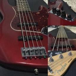 Baixo Fender contrabaixo