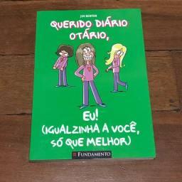 Livro ?Querido Diário Otário?