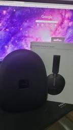 Título do anúncio: Headphone Huawei Freebuds Studio, completo.
