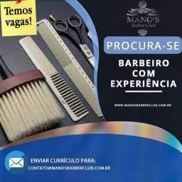 Título do anúncio: Precisa-se de Barbeiro