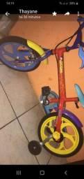 Vendo bicicleta do Lucas Neto nunca usada