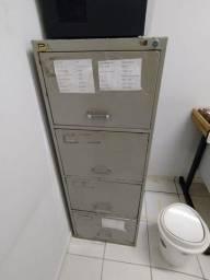 Título do anúncio: Porta Arquivos de Aço Usado