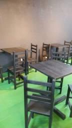 Título do anúncio: Mesas e cadeiras para restaurante bares pub pizzaria