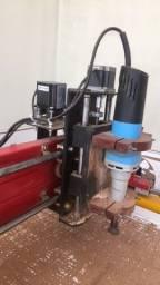 Título do anúncio: Máquina CNC para produção de peças artesanais em MDF e tábuas