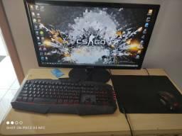 Título do anúncio: PC gamer Completo