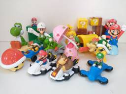 Brinquedos MC Donald's (Mario)