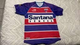Título do anúncio: Camisa Fortaleza 2002 - tamanho M