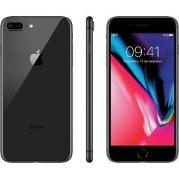 Título do anúncio: iPhone 8 Plus 256Gb Vitrine Nota Fiscal Garantia