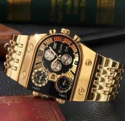Título do anúncio: Relógio Oulm Importado, original, estilo moderno