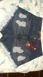 Título do anúncio: short jeans, 42