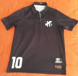 Título do anúncio: Vendo camisa do ceará oficial penalty 2014 preta Tam p