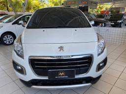 Peugeot 3008 Griffe 1.6 Turbo 2015 Completíssimo
