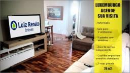Título do anúncio: Apartamento à venda 3 quartos 1 vaga - Luxemburgo