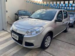 Título do anúncio: Renault Sandero 1.0 8v 2013 74 mil km