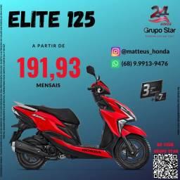 Título do anúncio: Moto Honda Elite 125