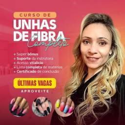 Título do anúncio: CURSO DE UNHA DE FIBRA ON-LINE