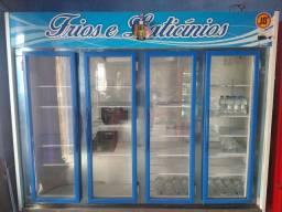 Título do anúncio: Refrigerador chimafrio