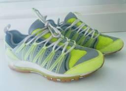 Nike Yellow Running