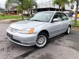 Título do anúncio: Honda civic  2003 impeça automático toppp