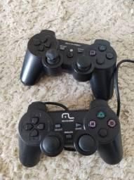 2 controles Playstation