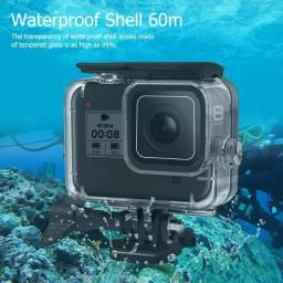 Case a prova d'água estanque para gopro hero 8 action cam GoPro