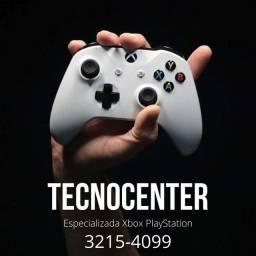 Manutenção de PlayStation 4 e Xbox One
