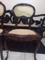 Título do anúncio: Vendo cadeiras chipandelle