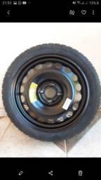 Vende-se um pneu estepe do Cobalt ou Prisma aro 16