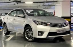 Corolla Xei Aut Impecável 13.000Km Único Dono Raridade Todo Revisado Ipva 2021 Vistoriado