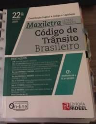 Código de trânsito brasileiro- Maxiletra(Novo)