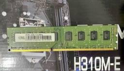 Título do anúncio: Memória RAM DDR3