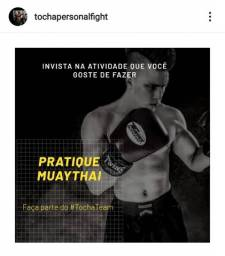 Título do anúncio: Aulas de muaythai e boxe