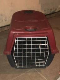 Título do anúncio: Caixa transporte para cães