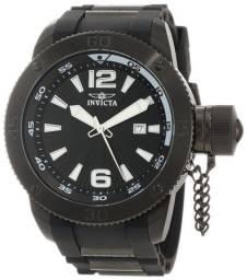 Relógio Invicta Americano  I Force Black 12966 Novo Sem Uso