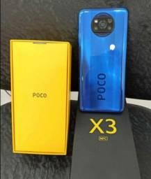 Smartphone NFC ! Bateria 5.160 ! 128 Gigas ! Xiaomi Poco X3