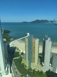 Cobertura com vista mar 4 suítes em Balneário Camboriú