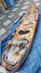 Título do anúncio: Caiaque individual PINGUIM ótimo estado