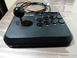 Título do anúncio: Controle Arcade Joystick Hori Fighting, Para Ps4, Ps3 E Pc