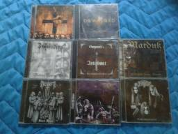 CDS Black metal e death metal