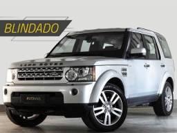 Land Rover Discovery 4 (Blindado)