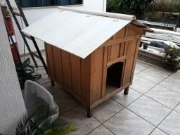 Casa de cachorro adulto