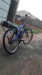 Bicicleta motorizada (bikelete)