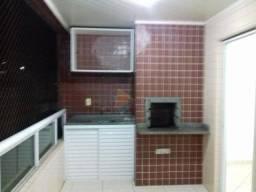 Apartamento com 3 dormitórios para alugar, 130 m² por r$ 2.600/mês - vila guilhermina - pr