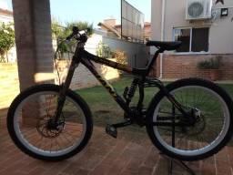 Bike DH usada